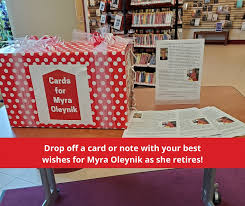 Next Monday, July 20 will be Myra... - Peters Township Public Library    Facebook
