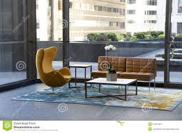 Modern fice Building Lobby Furniture Stock Image Lobby