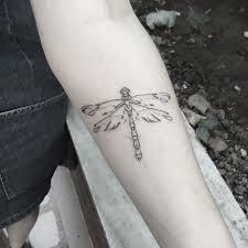 Tattoo Vážka Významy A Symbolika