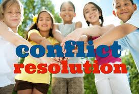Conflict managment work teens