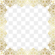 gold frame border png. Perfect Border PNG On Gold Frame Border Png