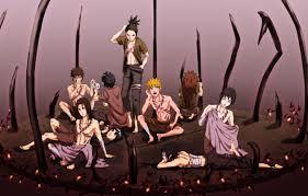 Wallpaper art, guys, Naruto, naruto ...