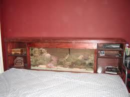 Remarkable Fish Tank Headboard Photo Inspiration