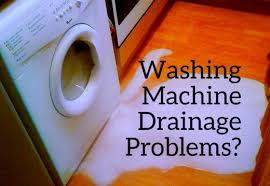when a washing machine