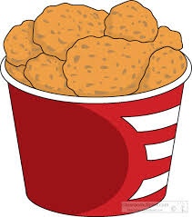chicken meat clipart. Fine Meat Bucketfriedchickenclipart5185jpg And Chicken Meat Clipart K
