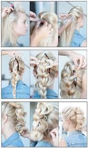 10 Drdol Na Ples Diy Super Navody Vlasy A účesy