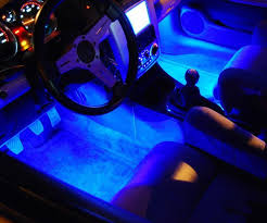cool car interior lights