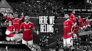 Manchester United - Startseite