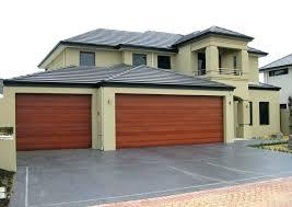 can you paint a metal garage door how to paint a steel garage door image of