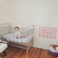 alphabet wall stickers or