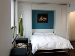 spring wall bed modern bedroom austin