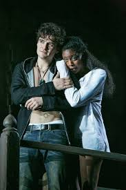 (our memories of him got a little hazy somewhere in between the. Orlando Bloom And Condola Rashad In Romeo And Juliet The New York Times