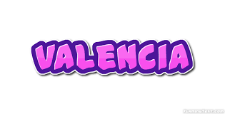 Discover the meaning of the valencia name on ancestry®. Valencia Logo Free Name Design Tool From Flaming Text