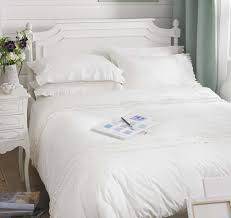 duvet covers 33 bright inspiration frilled duvet covers white cover sweetgalas french country bedroom design cotton
