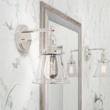 Double Sconce Bathroom Lighting Inspiration Bathroom Lighting You'll Love Wayfair