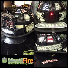 Foxfury Lights Identifire Gen 2 Helmet Band W Foxfury Light