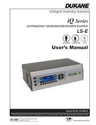 dukane iq series user`s manual manualzz com 1424 Acme Actuator Wiring Diagram at Dukane Actuator Wiring Diagram
