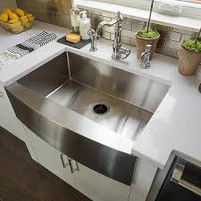Kitchen Contemporary Stainless Steel Kitchen Sinks Amazing On And