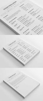 Another Word For Boss On Resume Free Resume CV MS WORD AI EPS PSD PDF Versions BOss 24