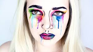 1eede42aa3a3e61b740e89eb3bed13f3 60ad0cdb55e7764967c4c34a57258960 ic book snapchat watercolour pop art makeup tutorial cherry wallis you