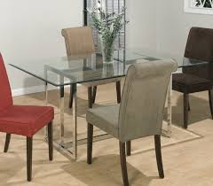 rectangular glass dining tables. Sophisticated Dining Room Decoration: Unique KSP Kona Rectangle Glass Table Walnut Kitchen Stuff Plus Rectangular Tables O