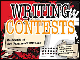 Writing Competitions    Creative Writing Ink Ireland   creative