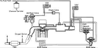 vacuum diagram of 92 toyota 22re engine 1991 toyota pickup 22re engine diagram Toyota 22re Engine Diagram #18