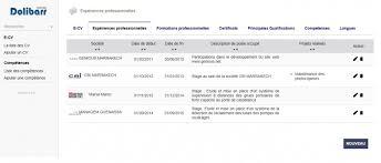 Resume Genorator E Cv Resume Generator Professional Resume V4