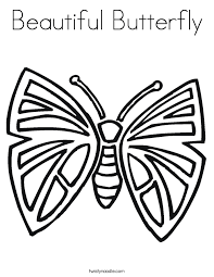 Small Picture Bug and Insect Coloring Pages Twisty Noodle