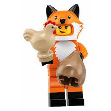 <b>Fox Costume Girl</b> - LEGO Series 19 Collectible Minifigure – The ...