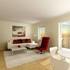 Living Room Decor For Apartments Apartment Fantastic Decoration With White Velvet Sectional Sofa