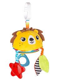 <b>Подвесная игрушка</b> On-the-Go <b>Toys</b> Travel Mirror, <b>лев BenBat</b> ...