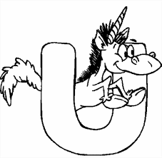 Small Picture Unicorns Coloring Pages With Wings Cute Cartoon Fairytale Page