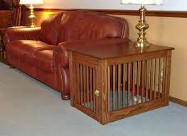 wooden dog crate furniture. Dog Cage Furniture Wonderful End Table Crate And Kennel Coffee Wooden