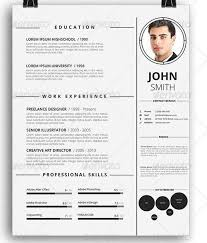 Nice Resume Templates Interesting Awesome ResumeCV Templates Awesome Pinterest Cv Template