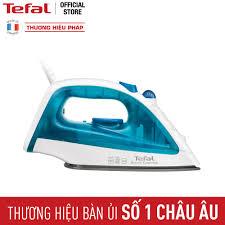 ⭐Bàn ủi hơi nước Tefal Smart Protect FV4980E0 2600W (Trắng phối xanh): Mua  bán trực tuyến Bàn ủi với giá rẻ