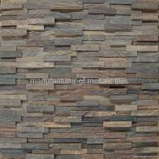 aru wood mosaic wall panels