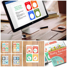 Editable Bedtime Routine Chart The Best Morning Bedtime Routine Chart That Keeps Kids On Task