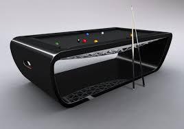 billiards black and white. Billard Toulet Blacklight American Slate Bed Pool Table Billiards Black And White