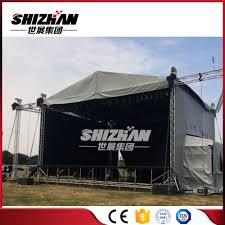 diy portable stage small stage lighting truss. China Recyclable Portable Stage Truss System For Sale - Light Stand, Aluminium Diy Small Lighting