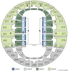 Norfolk Scope Seating Chart For Wwe Scope Arena Tickets And Scope Arena Seating Chart Buy