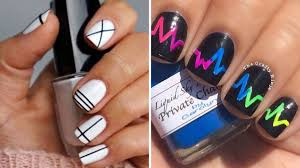 nails design for fall best of 20 easy nail art ideas for short nails