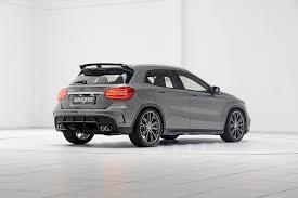 mercedes-benz gla 45 amg tuning brabus 4 Images - Mercedes-Benz ...