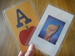 DIY Alphabet Flash Cards  BacktoSchool Crafts  ALL YOUMake Flash Cards