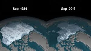 antarctic ice sheet growing nasa releases time lapse video of depleting arctic ice cap youtube