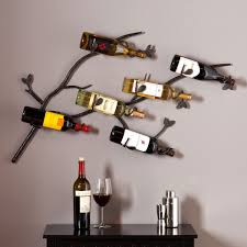 wall mount wine rack hover to zoom