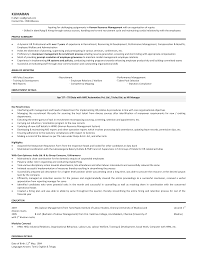 Hr Recruitment Manager Resume Templates At