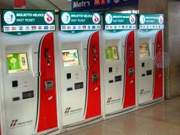 Vending Machine Italy New FileAutomatic Ticket Reservation And Vending Machine ItalyJPG