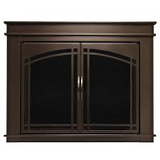 fireplace doors with blower wood burning fireplace doors fireplace doors