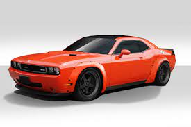 Dodge Challenger Wide Body Kit 2 Moments To Remember From Dodge Challenger Wide Body Kit In 2021 Wide Body Kits Body Kit Wide Body